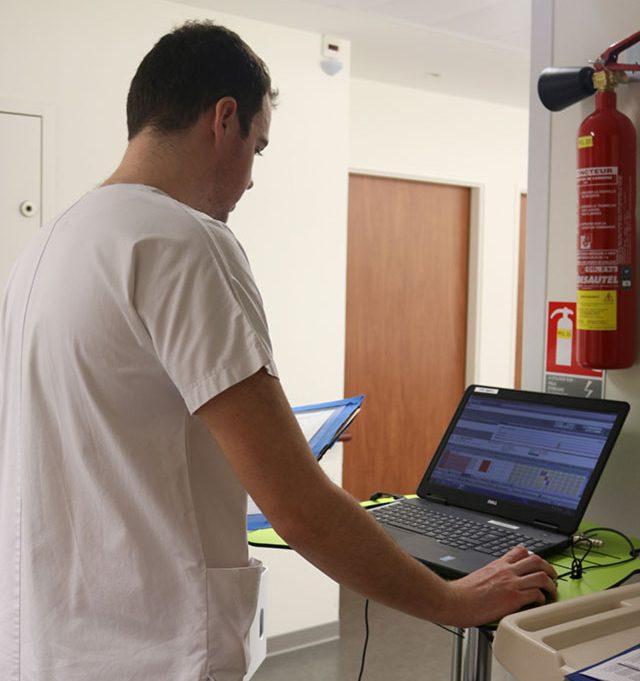 Service IDE US dossier patient