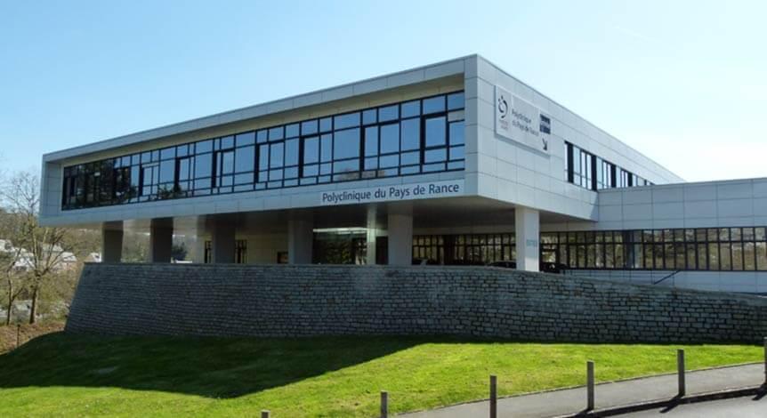 Bienvenue à la Polyclinique du Pays de Rance à Dinan