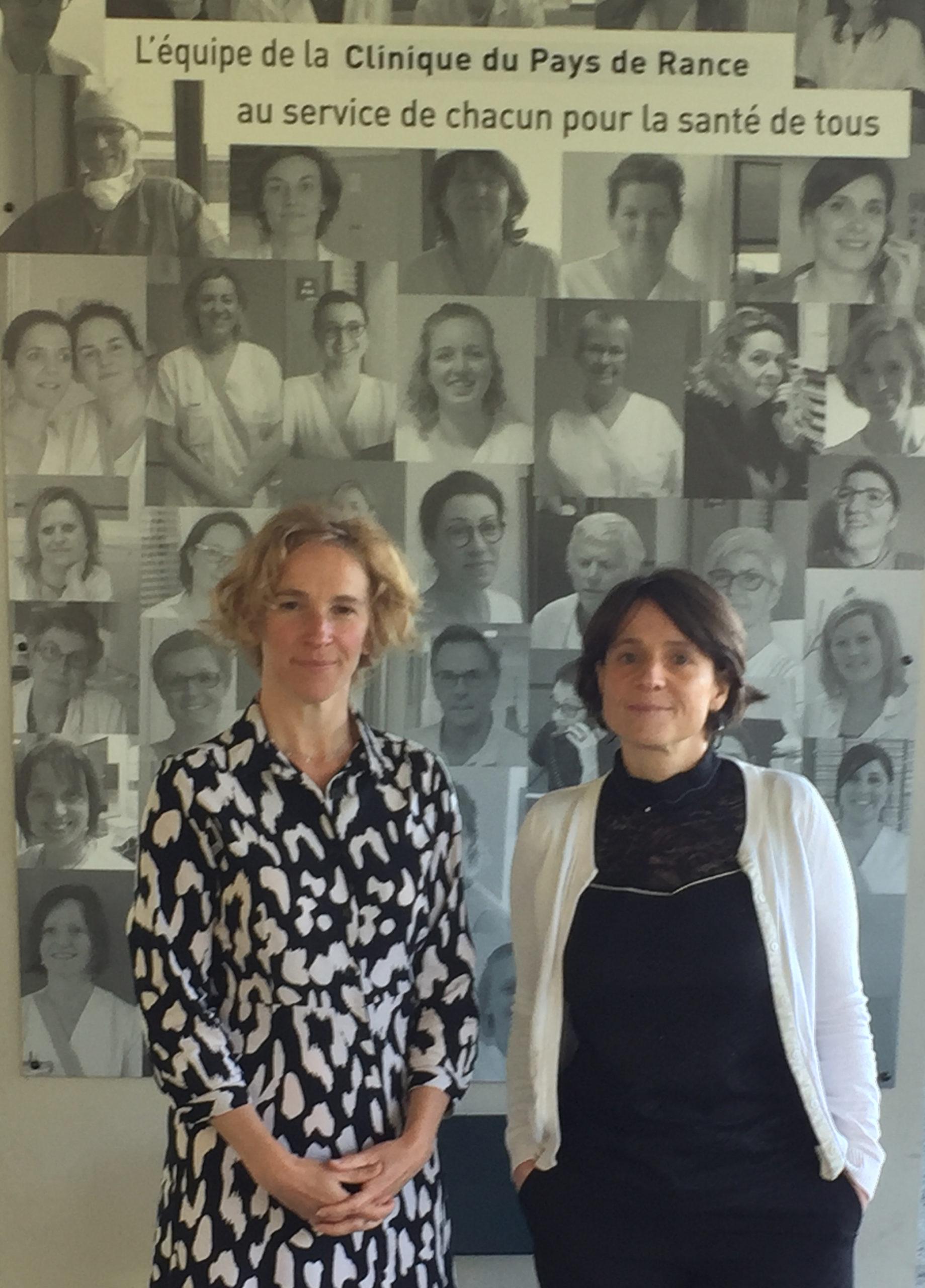 Stéphanie BRIANTAIS prend la direction de la Clinique du Pays de Rance