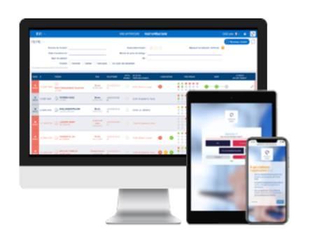La Clinique du Pays de Rance innove avec une application de suivi pour les patients Covid-19